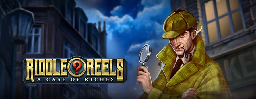 Riddle Reels A Case of Riches slot review