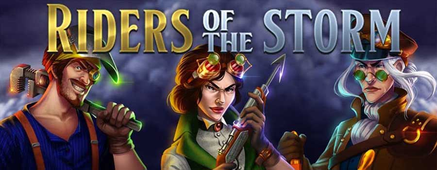 Riders of the Storm slot review