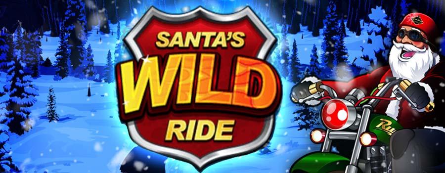 Santas Wild Ride slot review