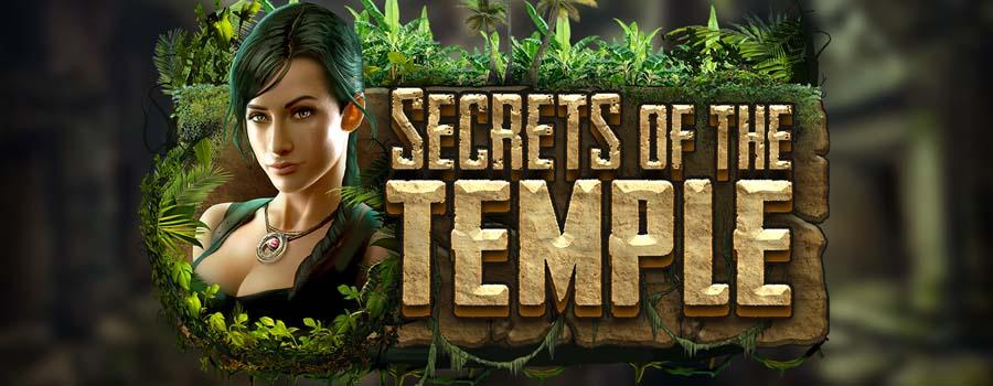Secrets of the Temple slot review