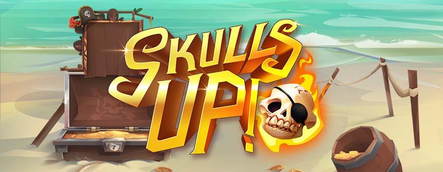 Skulls UP slot review