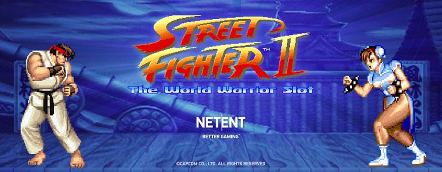 Street Fighter 2 The World Warrior slot review