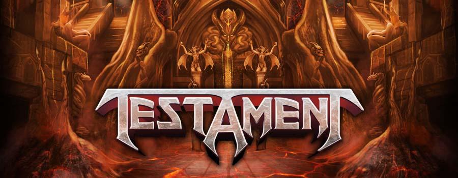 Testament slot review