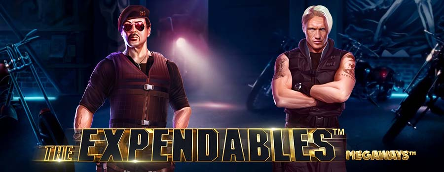 The Expendables Megaways slot review