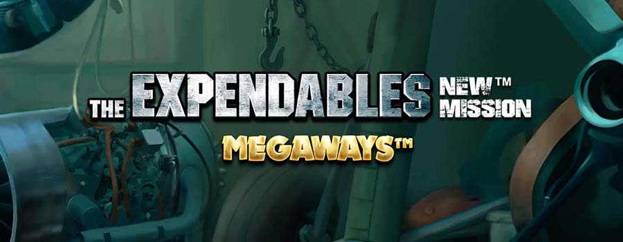 The Expendables New Mission Megaways slot review