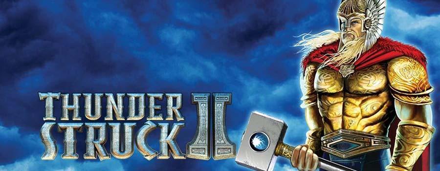 Thunderstruck 2 slot review