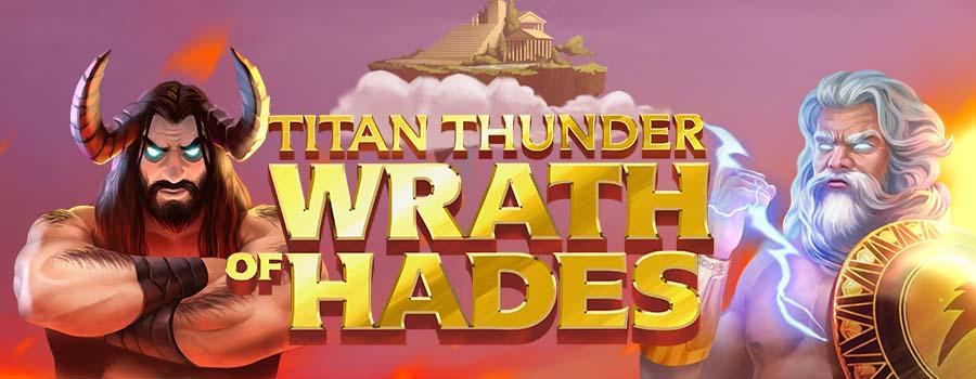 Titan Thunder Wrath of Hades slot review