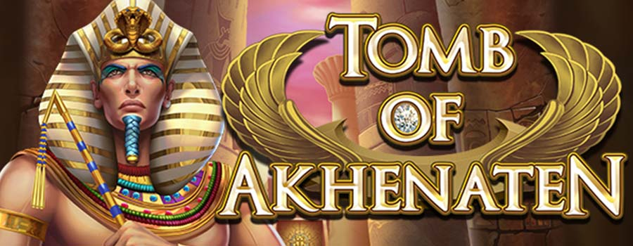 Tomb of Akhenaten slot review