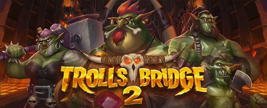 Trolls Bridge 2 slot review