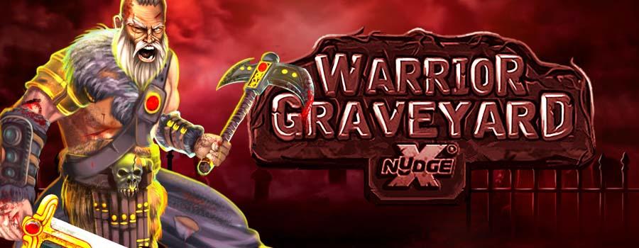 Warrior Graveyard slot review
