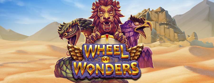 Wheel of Wonders slot review