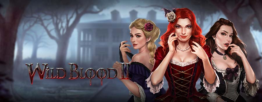 Wild Blood 2 slot review
