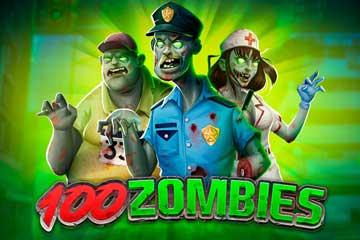 100 Zombies slot free play demo