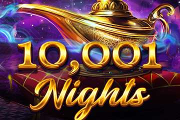 10001 Nights slot free play demo