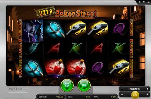 221B Baker Street Slot Machine Online ᐈ Merkur™ Casino Slots