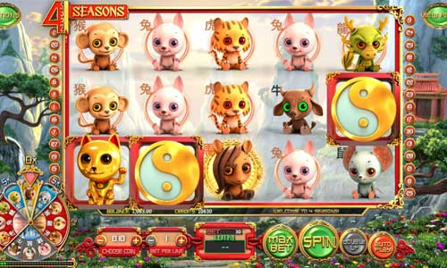 4 Seasons Slot - Play Betsoft Games for Fun Online
