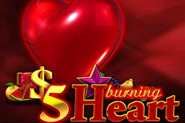 5 Burning Heart slot