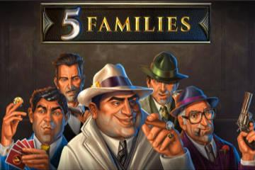 5 Families slot free play demo