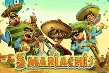 5 Mariachis Slot Habanero Free Play Demo Review Where To Play Casinogamesonnet Com
