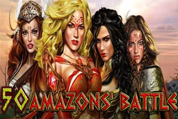 50 Amazons Battle slot free play demo