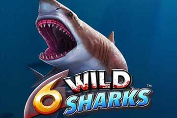 6 Wild Sharks slot free play demo