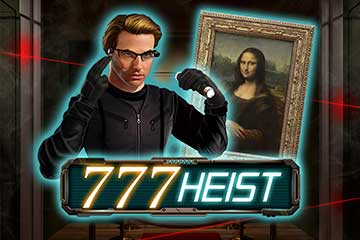 777 Heist slot free play demo