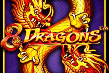 8 Dragons logo