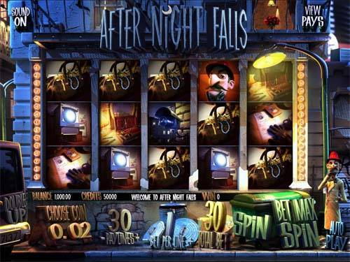 After Night Falls slot free play demo