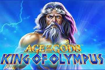 Age of the Gods King of Olympus slot