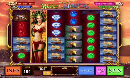 Spiele Age Of The Gods Medusa & Monsters - Video Slots Online