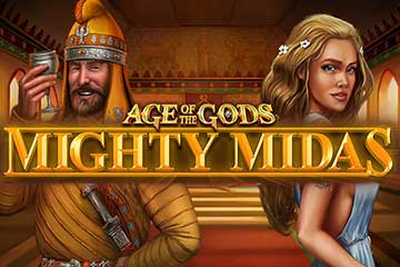 Age of the Gods Mighty Midas slot free play demo