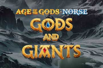 Age of the Gods Norse Gods and Giants slot free play demo