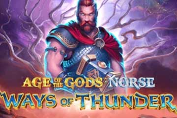 Age of the Gods Norse Ways of Thunder slot