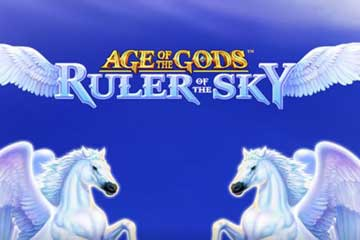 Age of the Gods Ruler of the Sky slot