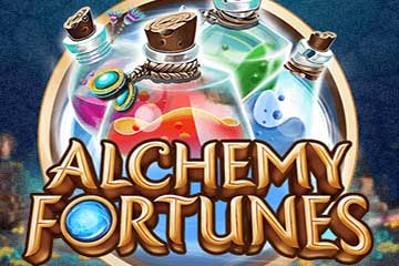 Alchemy Fortunes slot free play demo