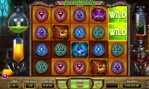 Alchymedes Online Slot - Yggdrasil Gaming Slot - Rizk Casino
