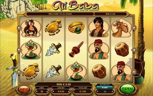 Alibaba slot free play demo