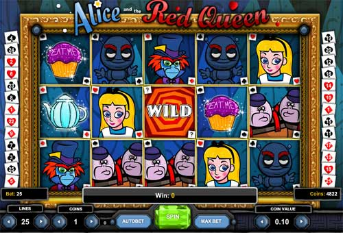 Alice and the Red Queen Slot - Play Online for Free