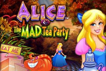 Alice and the Mad Tea Party slot free play demo