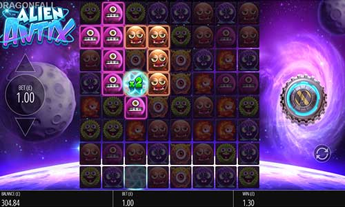 alien antix slot review