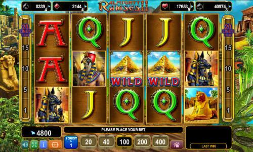 Almighty Ramses 2 slot