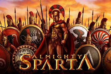 Almighty Sparta slot free play demo