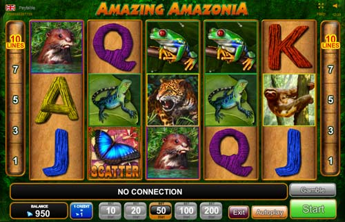 Here is a brand-new and extremely intriguing Amazing Amazonia provided to your attention.Amazing Amazonia is a cool and interesting slot video game from the EGT video games supplier.This video game makes it possible to win a with ease since of paylines.Amount of reels and paylines for Amazing Amazonia slot.Nusaybin