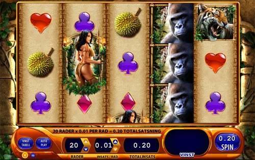 Amazon Queen slot free play demo