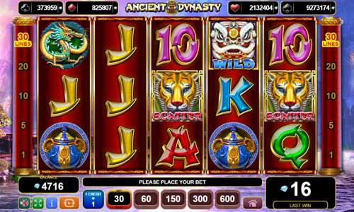 Ancient Dynasty slot