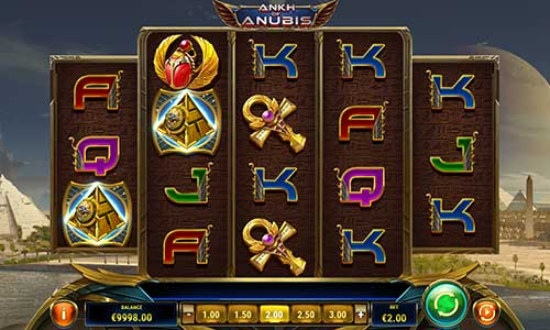 ankh of anubis slot review