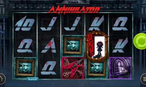 annihilator slot review