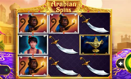 Arabian Spins slot