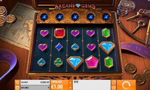 arcane gems slot overview and summary