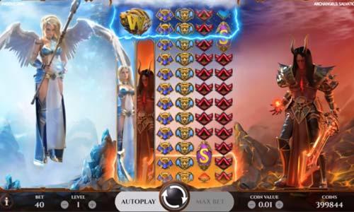 Archangels Salvation Videoslot Screenshot